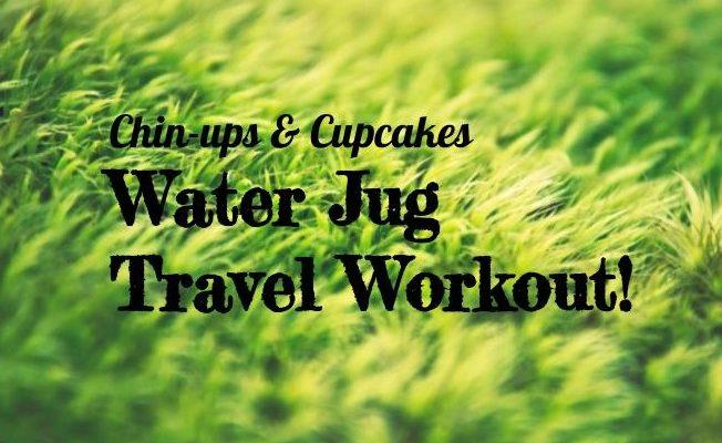 water jug workout intro